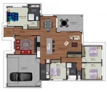 New Homes Nirimba House Designs